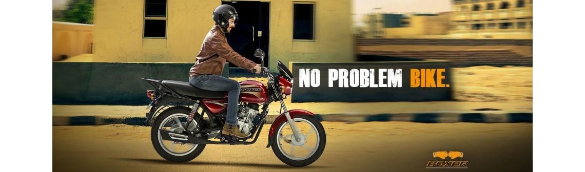 Мотоцикл Bajaj Boxer BM 150X