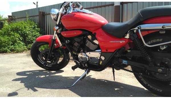 Мотоцикл чоппер Kawasaki Eliminator 250V