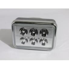 Фара квадратная ( ИЖ ВАЙПЕР И ДР) LED (Общее)