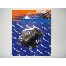 Патрубок карбюратора 3KJ рез.SEE  (038011)