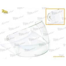 Скло шлема прозоре (для відкритого шлему)