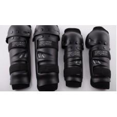 Комплект защиты (колени + локти) FOX