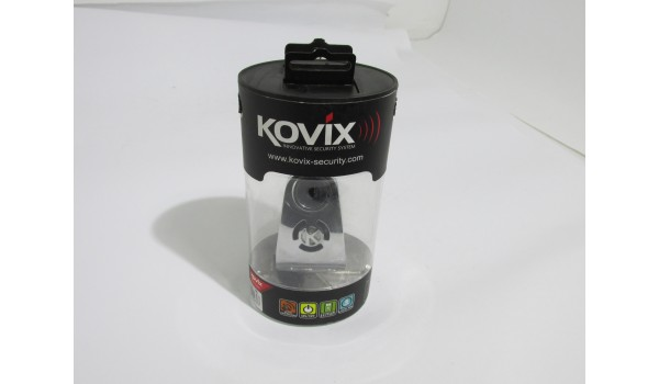 Замок на тормозной диск с сигнализацией KDL6