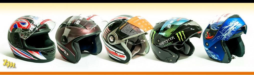 Шлема мото