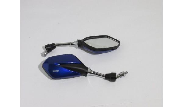 Зеркала стреловидные синие (Общее)