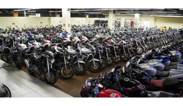 Мотоциклы б/у недорого на заказ из Польшы