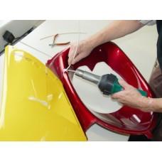 Ремонт фарбування пластику мотоцикла