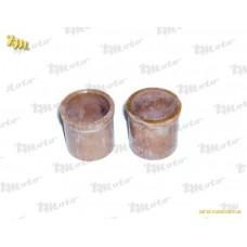 Втулки передней вилки пластмаса к-т (ИЖ)