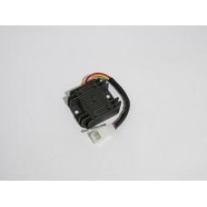 Реле зарядки 4T GY6 125/150 (4 провода, папа) (Китай скутер)