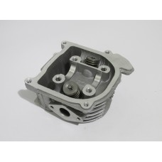 Головка цилиндра 4T GY6 100 (голая, +клапаны) (Китай скутер)