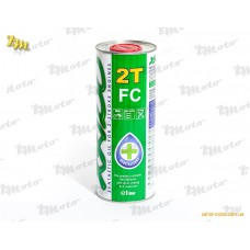 Масло моторне синтетичне XADO 1L  2T FC Atomic Oil