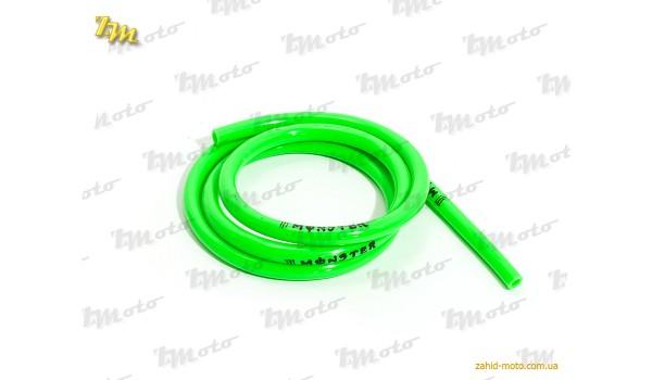 Шланг паливний (зелений)