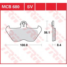 LUCAS MCB680