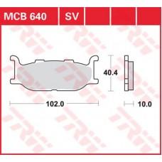 LUCAS MCB640SV