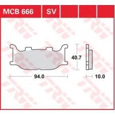 LUCAS MCB666SV