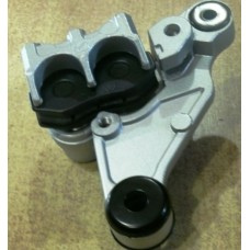 Суппорт тормозной 4T GY6 125/150 (задний двухпоршневой) (Китай скутер)