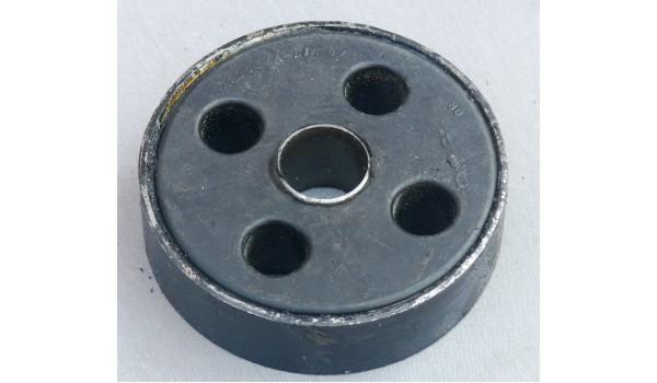 Муфта эластичная черная (МТ, УРАЛ)