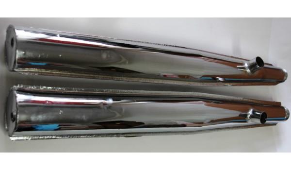Глушители МТ никель 2шт (МТ, УРАЛ)