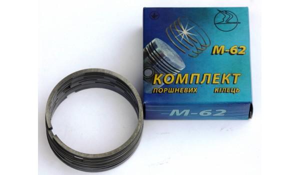 Кольца поршневые М-62 МТ_Урал O78.0 ст. (Мичурин Россия) (МТ, УРАЛ)