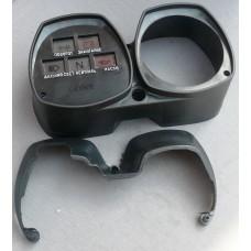 Корпус приборного щитка из 2-х частей (Пласм) (ИЖ)