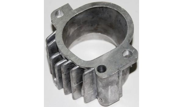 Патрубок алюминиевый Планета-5 ребристый (ИЖ)