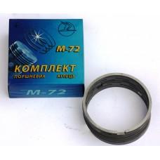 Кольца поршневые М-72 К-750 O78.5 2р (Украина) (МТ, УРАЛ)