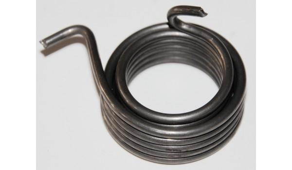 Пружина возвратная ножки кикстартера Delta, (Дельта/Альфа)