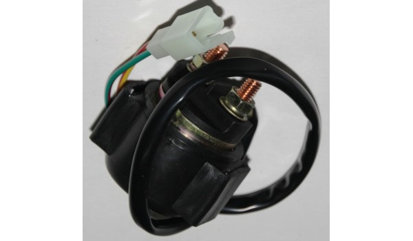Реле электростартера 4T GY6 50-150 (Delta, Alpha) (Китай скутер)