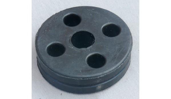Муфта эластичная черная голая (МТ, УРАЛ)